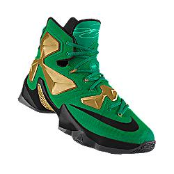 @LeBronJames #StMStV  colorway #NikeId lebron13s http://t.co/cpLf8rrP1m