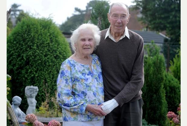 RT @Leicester_Merc: Edna and Norman, and a love story that stretches back almost 80 years http://t.co/5Pse1xLukT http://t.co/F4bEcVcmU9