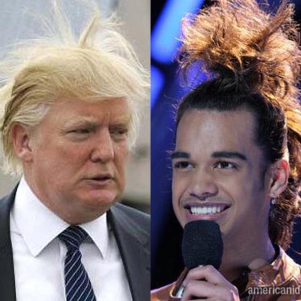 Pete Davidson Compared Donald Trump To 'American Idol's' Sanjaya Malakar On 'SNL'