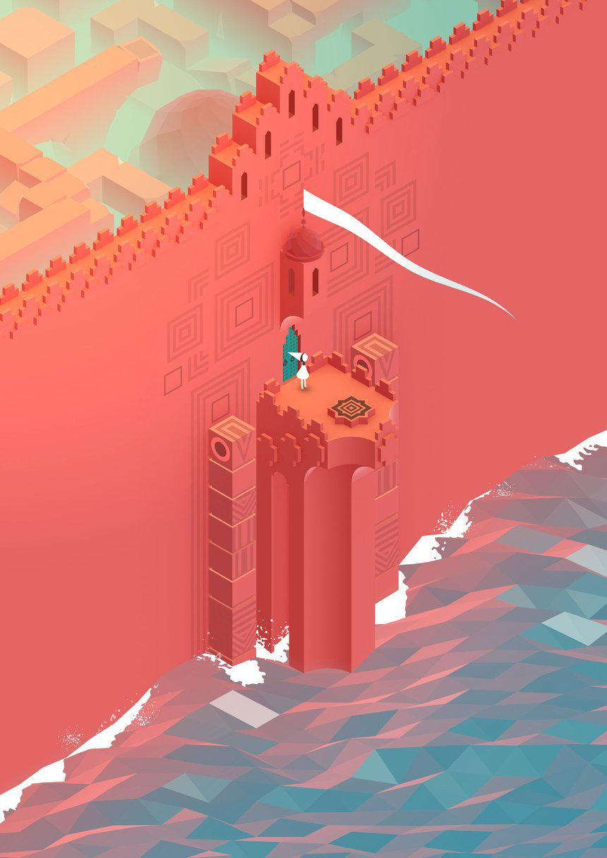 Why Monument Valley is one of the best examples of craft you'll see this year: http://t.co/6ZZJcg1df0 http://t.co/upIg1Dlq3J
