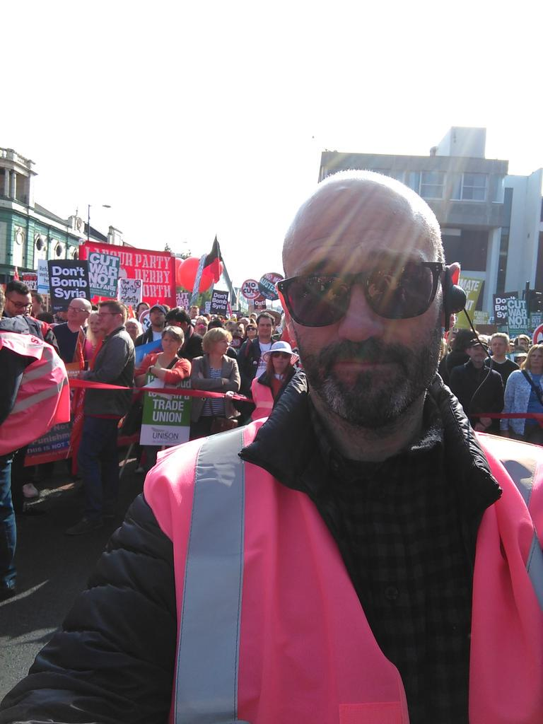 Like every union member I have an entire  movement behind me #NotoAusterity http://t.co/xmhKSWZ7IC