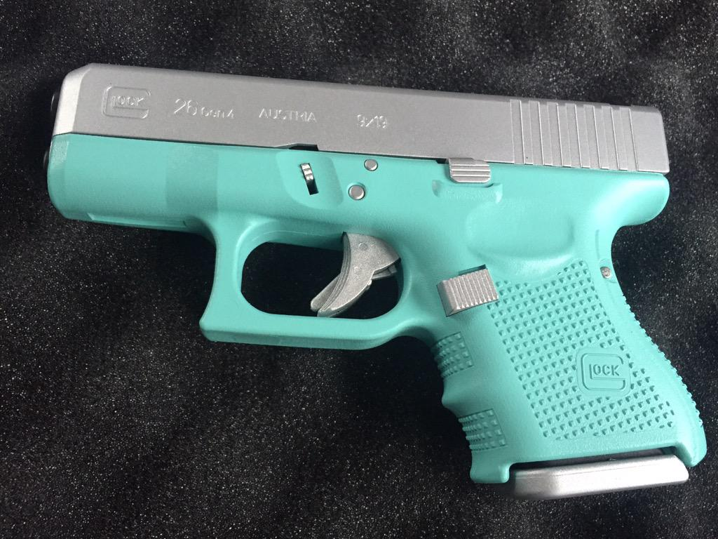 Rachel Katznelson On Twitter Picked Up My Glock 26 9mm Guns