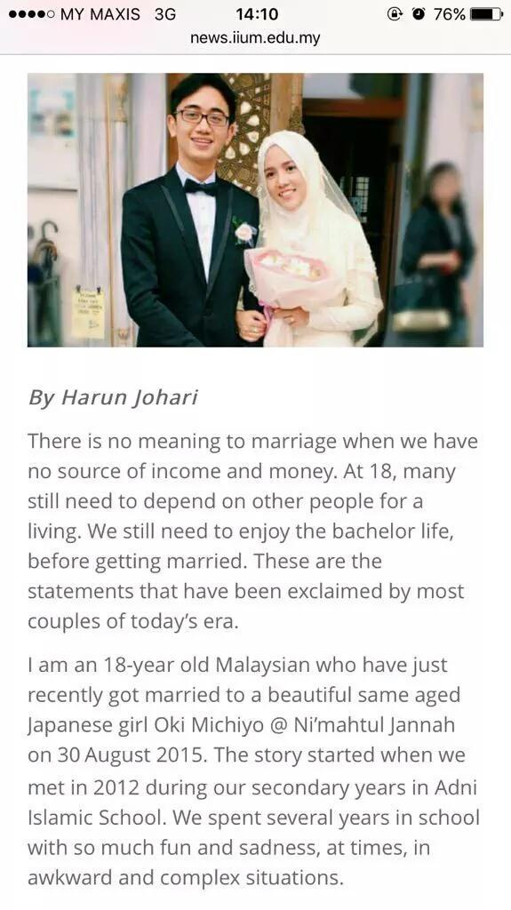 getting married in malaysia