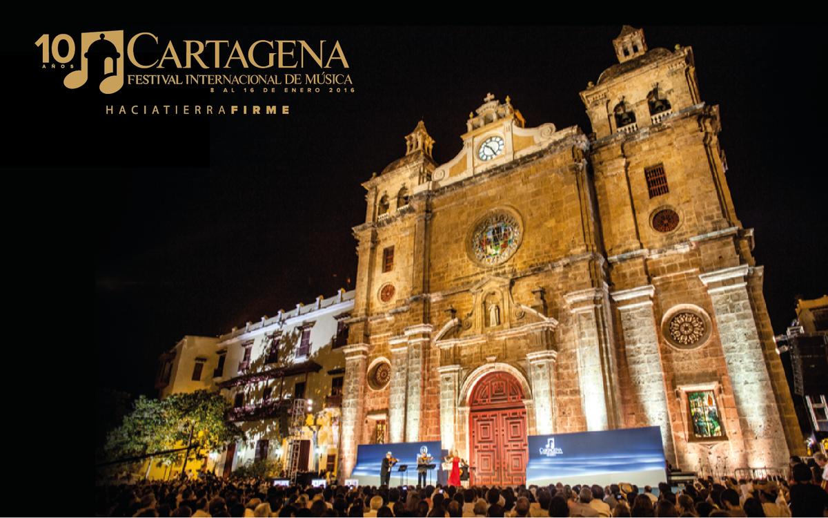 FESTIVAL INTERNACIONAL DE MÚSICA CLÁSICA DE CARTAGENA Colombia