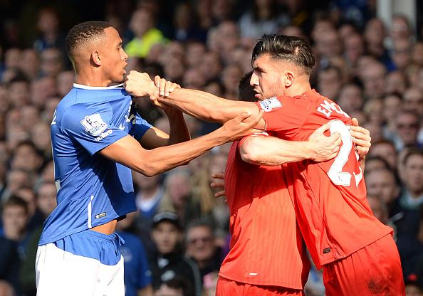 Video: Everton vs Liverpool