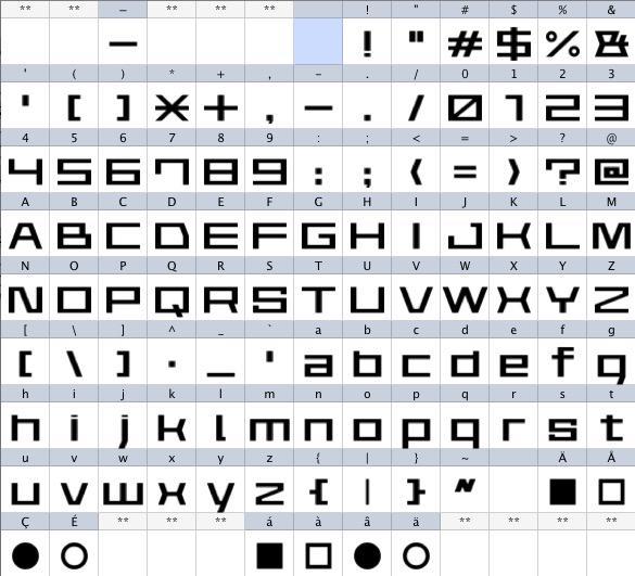 【機動戦士ガンダム 鉄血のオルフェンズ】今回も(モニター)フォントデザインとしてご協力させて頂きました。既に公開している078MKSD,Astra,MDStencilをカスタムしています。 http://t.co/EX519OwcEl http://t.co/0FiLdI7NSJ