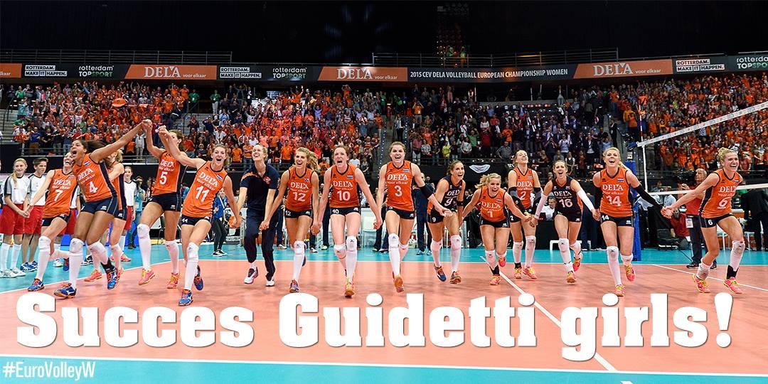 RETWEET als je @volleybaldames ONWIJS veel succes wenst in de EK-FINALE tegen Rusland! Let's go Orange! #EuroVolleyW http://t.co/qkGFI2wwzh