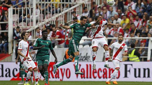 Video: Rayo Vallecano vs Real Betis