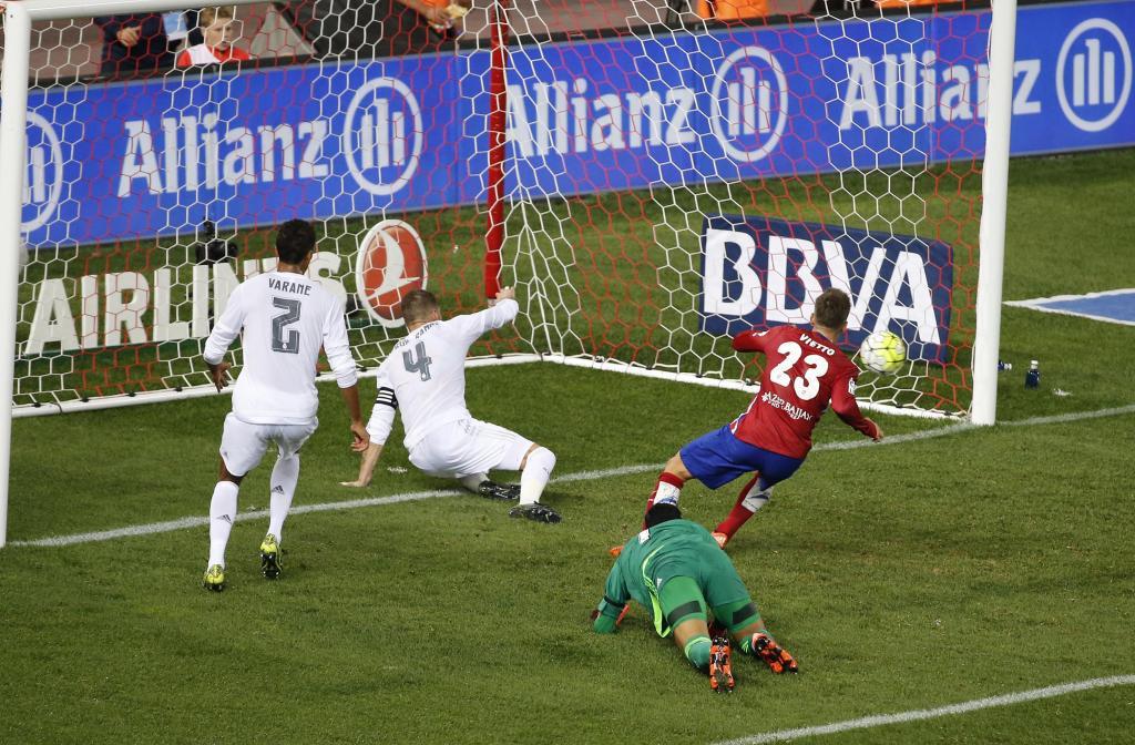 Примера. Атлетико - Реал 1:1. Шахматная ничья - изображение 7