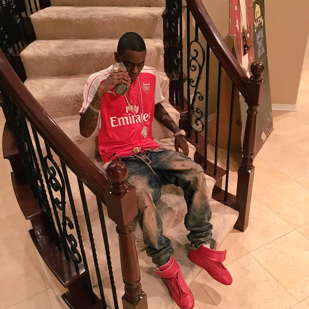 "Soulja Boy on Twitter: ""She loving my swag man http://t.co ..."