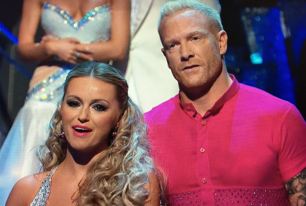 RT @Pashadoration: So sad first couple of 2015 #Strictly in the #DreadedDaneOff @The_OlaJordan @Iwanrunner http://t.co/nXlpEQX3En