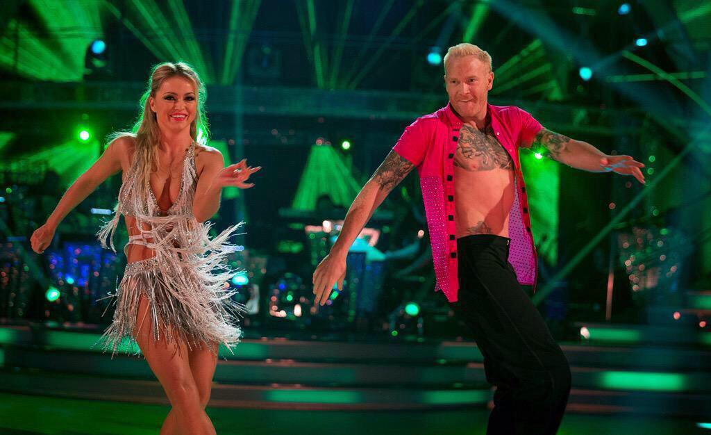 RT @Iwanrunner: Absolutely loved my time on @bbcstrictly will miss @The_OlaJordan thanks for the support everyone x http://t.co/NM77B8YzgF