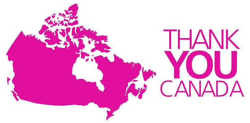 Your support at the #CIBCRunfortheCure meant everything, thank you Canada! You can still help http://t.co/IxTRTlDukW http://t.co/EuxHbupBND