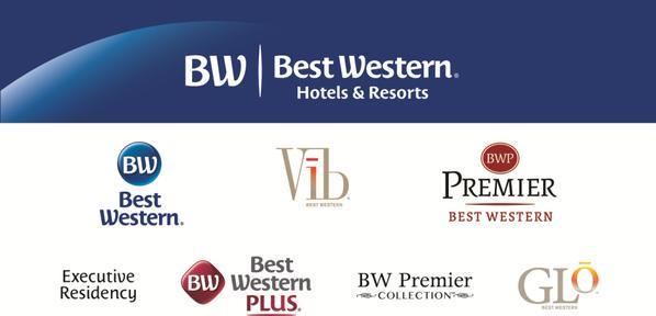 New #BestWestern branding and logos! @BallinaMotel @BWPRESIDENT @BWHygateNZ @BWPremierSunset @BestWesternAsia http://t.co/hpmbNzIemS