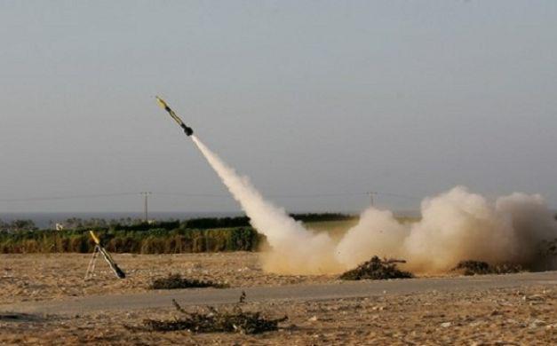 الاحتلال: إطلاق صاروخ من غزة على إحدى المستوطنات الصهيونية