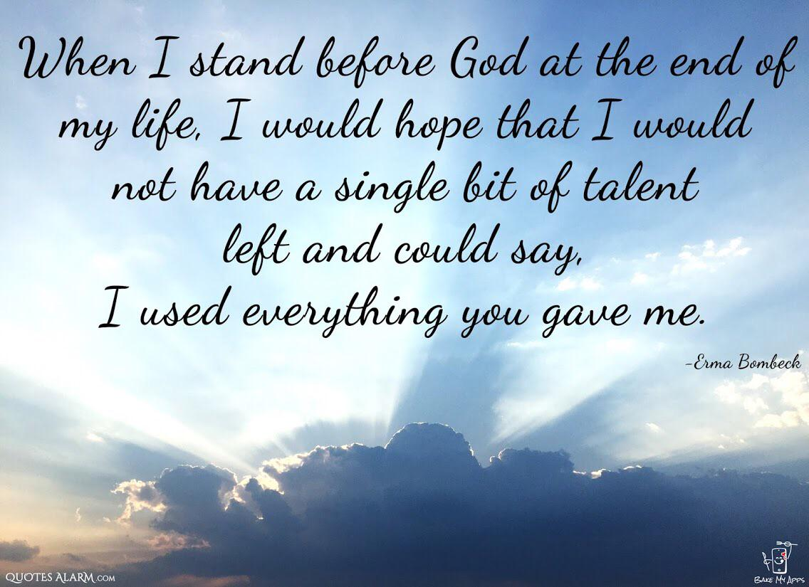 I give my life to you lord quotes