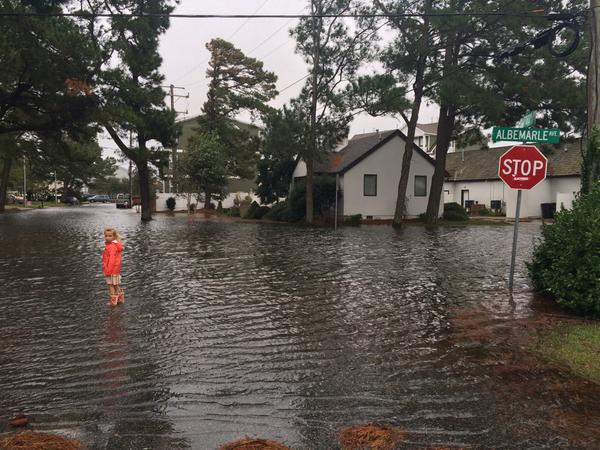 Major Flooding Continues In Parts Of Virginia Beach Stay Safe Mt Lrobbinsdoyle Va