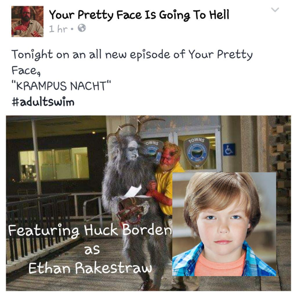 your pretty face is going to hell krampus episode