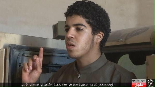 Everyone Thinks This ISIS Member Looks Like Drake