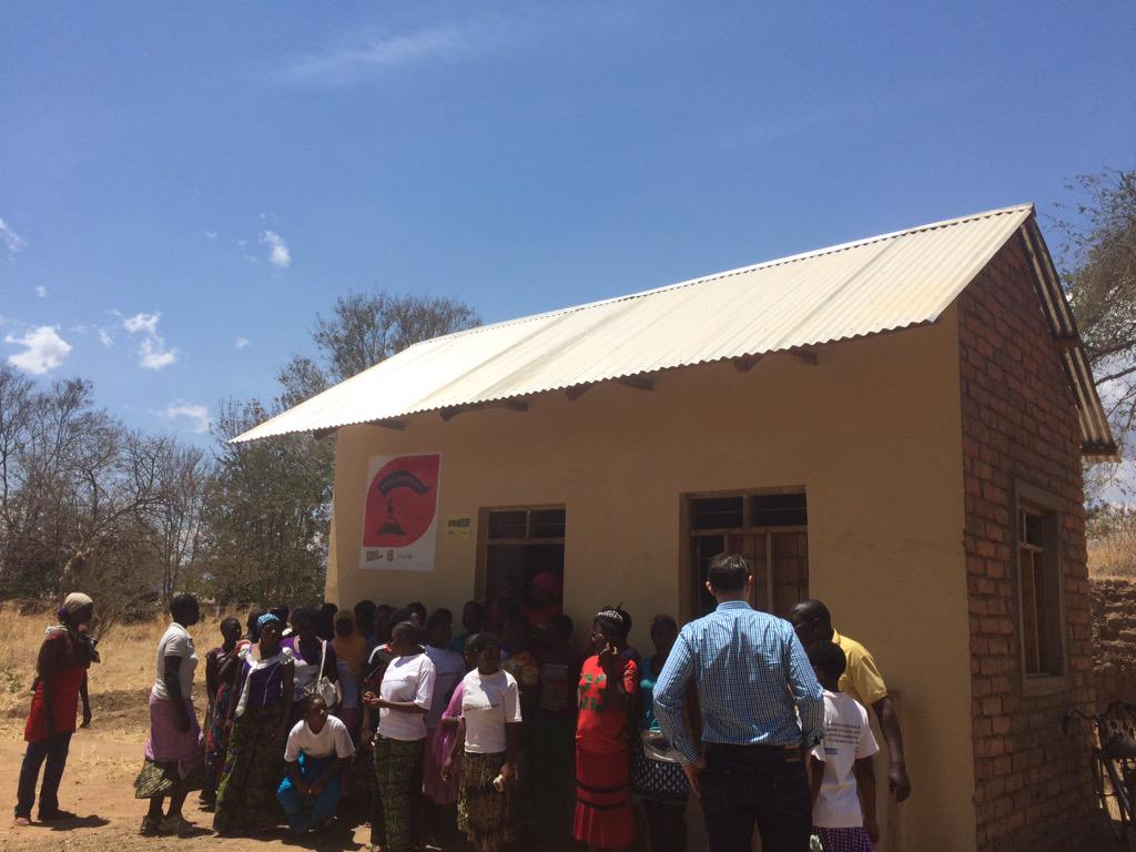 2/2 This the SRHR resource centre for girls in Kibaoni village run by @SautiyaVijana volunteer. #WeAreRestless http://t.co/vfHduhUXjZ