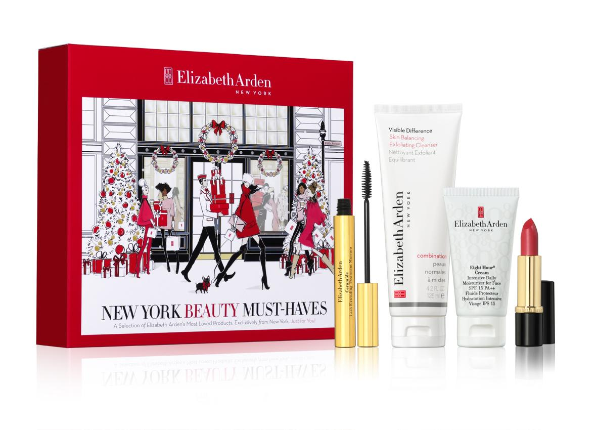 Elizabeth Arden Reveals New York Beauty Must-haves