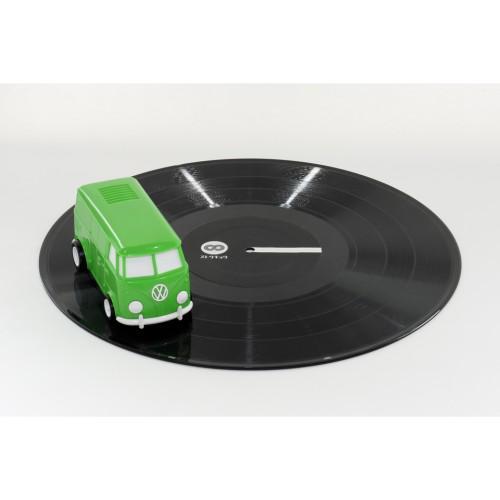 【ご予約】レコード盤の上をクルクルと回転し、音楽を再生する自走式レコー ドプレイヤー「RECORD RUNNER」発売決定!!レコード愛好家必須アイテムです!!!