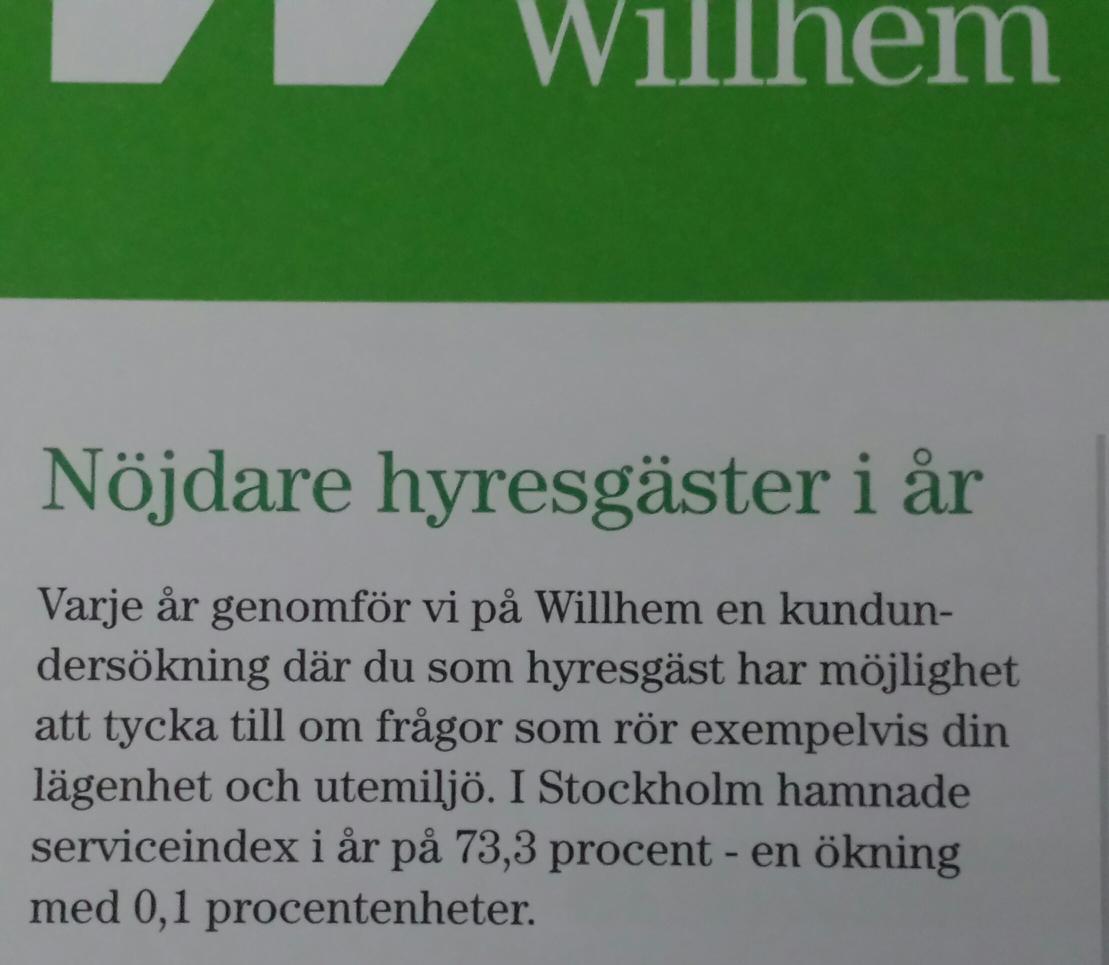 willhem stockholm