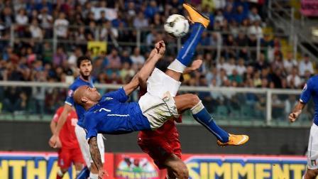 Azerbaijan-Italia Rojadirecta, info diretta streaming Qual Euro 2016 su Rai Uno