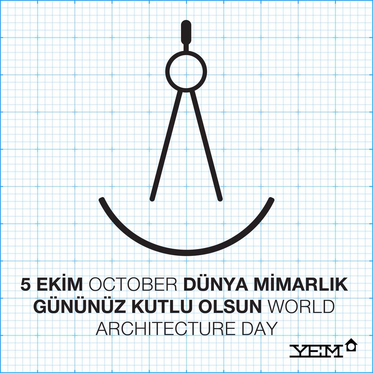 Dünya Mimarlık Gününüz Kutlu Olsun! http://t.co/5qKGA2jvdD