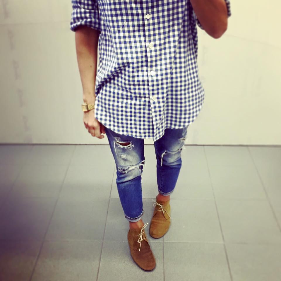 basic ankle soft outfit