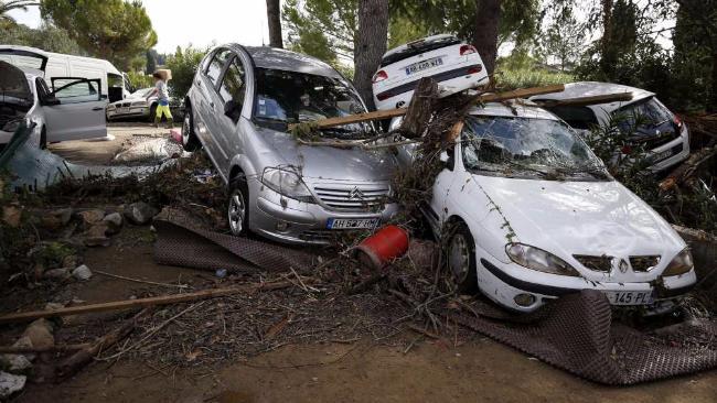 Un'italiana tra le vittime dell'alluvione in Costa Azzurra
