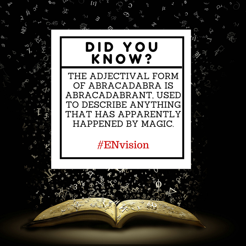 Did you know? #DidYouKnow #English #ceoct #aussieED #nt2t #education #learnenglish http://t.co/LEofNasRRs