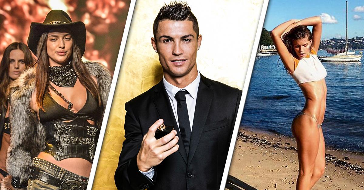 Ronaldos Frau
