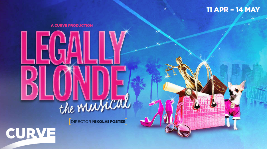 """RT @CurveLeicester: Secondly, """"OMG you guys... Elle Woods is coming to Leicester!"""" http://t.co/51amXUhL4L"""