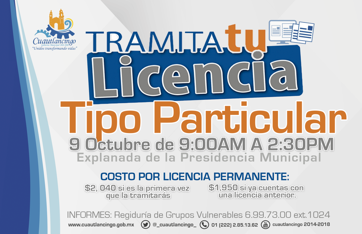 Licenciapermanente Hashtag On Twitter