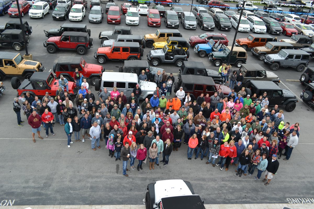 """Absher-Arnold on Twitter: """"The photos from our Jeep Poker Run are on Facebook! Check them out here! https://t.co/pN0bneityt http://t.co/CdkfTnAWG3"""""""