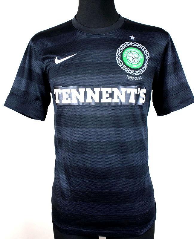 SHIRT FC  Celtic  Glasgow NIKE 2012 2013 AWAY JERSEY CAMISETA SIZE (M) ... 795024b76