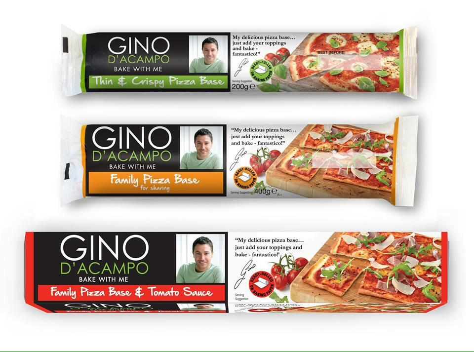 Gino Dacampo On Twitter My New Fresh Pizza Bases Are Now