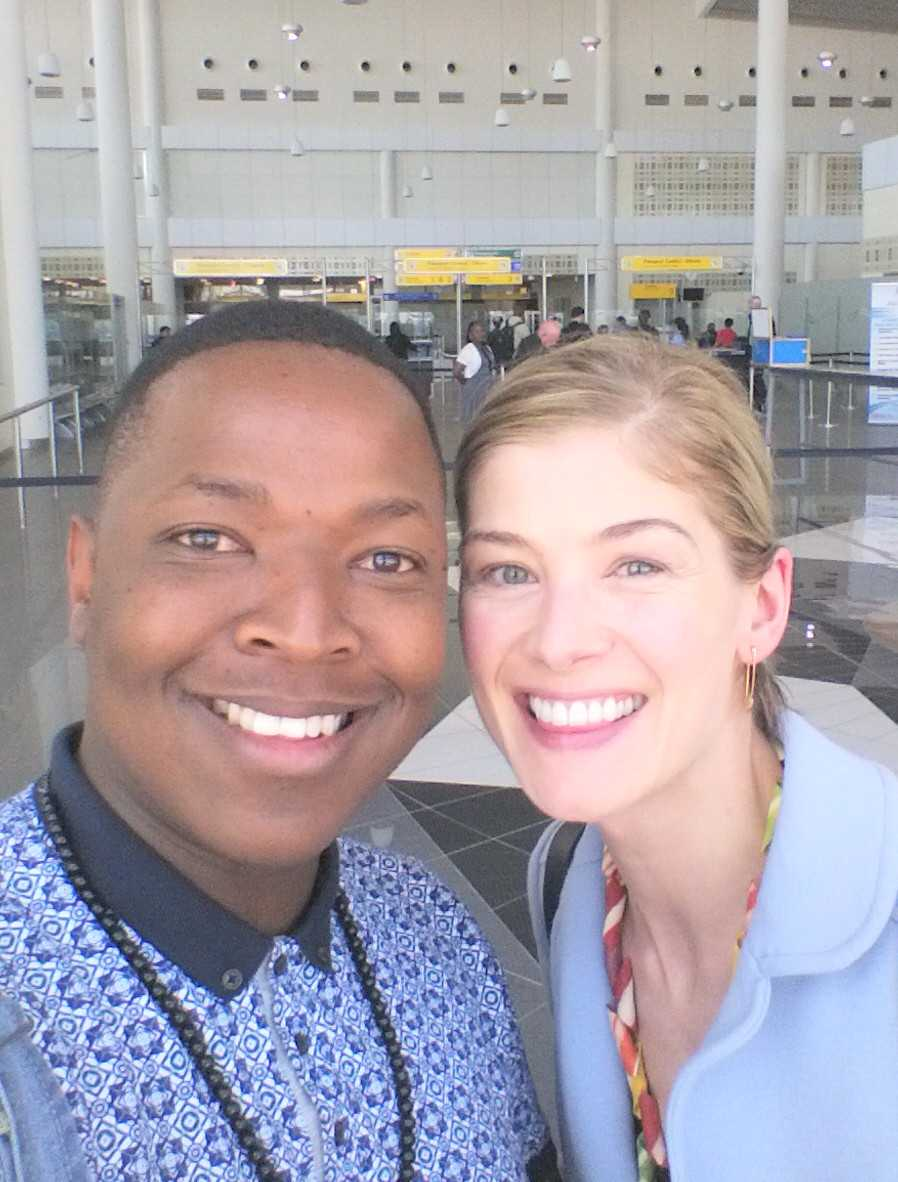 Selfie Rosamund Pike nude photos 2019