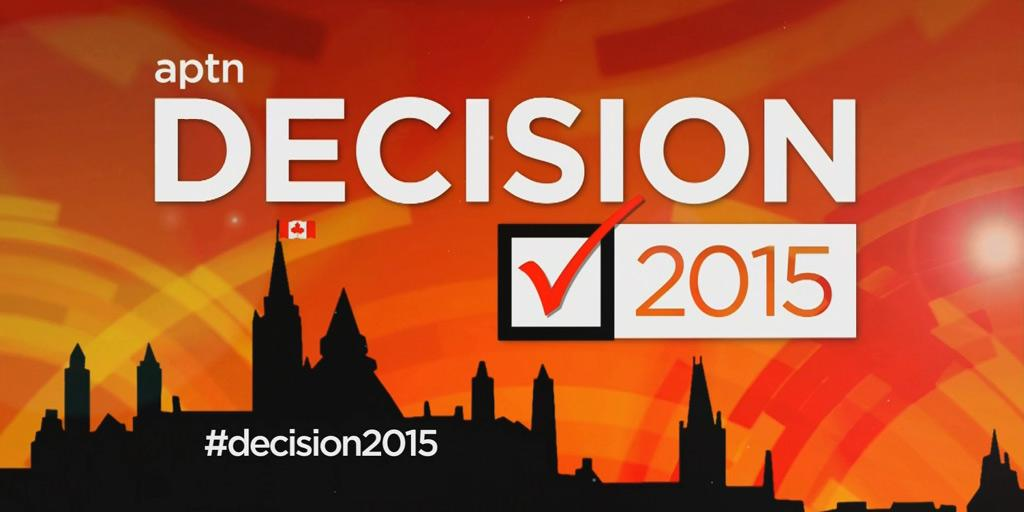 APTN National News election coverage, the only one with Aboriginal perspectives http://t.co/DRcPJnTjwY #Decision2015 http://t.co/1Opo50nbC0
