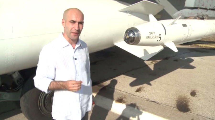 Ruské letectvo v Sýrii zničilo chytrými bombami 29 táborů ISIS za 24 hodin