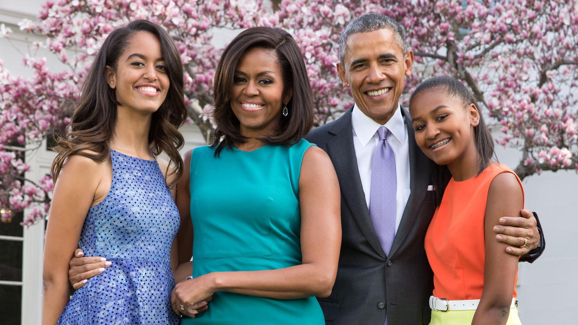 RT @MichaelSkolnik: America's First Family. The Obamas. http://t.co/jTW1WaYe2R