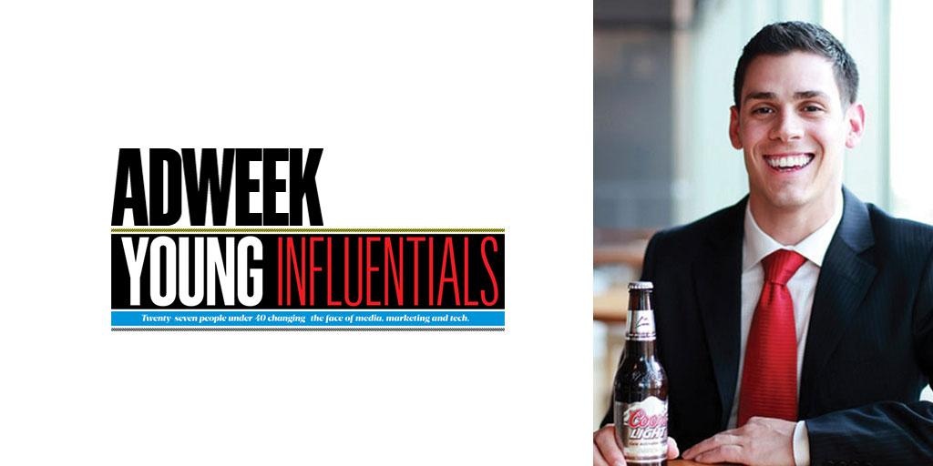 🍻 Cheers to our awesome @MillerCoors client, @cr8duke, on his feature in @Adweek! http://t.co/HuU1zBZKkW http://t.co/n5CJrNMpAP