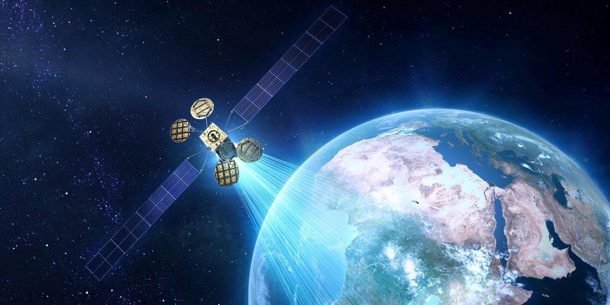 Facebook-Eutelsat, insieme per Internet in Africa.