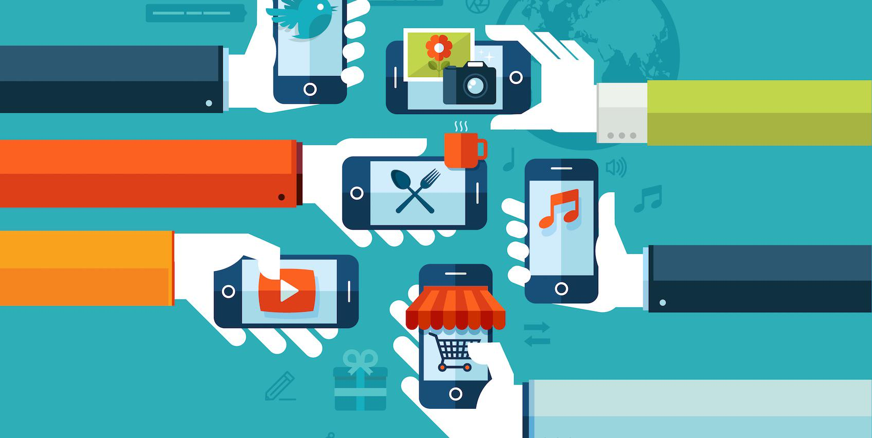 RT @TheNextWeb: 5 of the biggest trends happening in mobile apps http://t.co/pvs70PzsO4 http://t.co/G0Tr87Rilg
