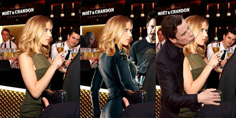 Scarlett Johansson Gets Stared At By 2 Bartenders, Internet Turns It Into Photoshop Hilari… http://t.co/9Cg3Y87jcU http://t.co/vlWzPkIA0k