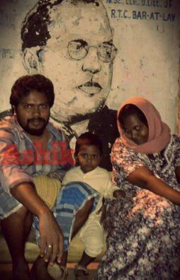Image result for pa ranjith family