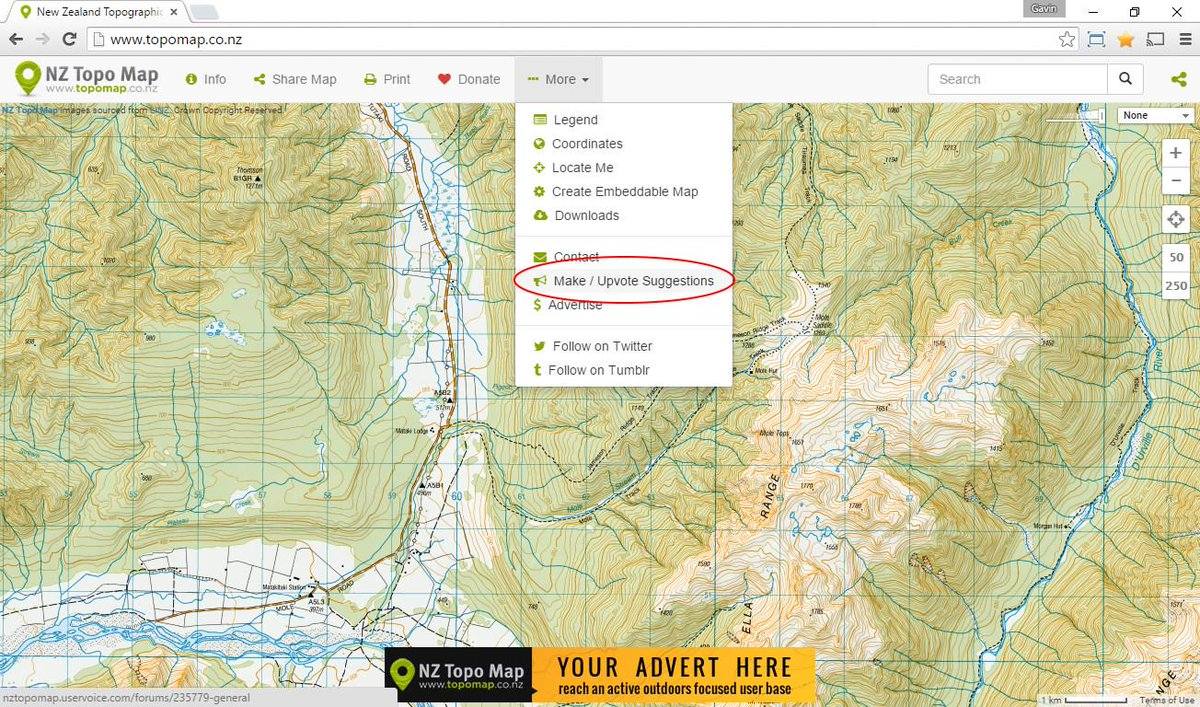 Topographic Map Of New Zealand.Nz Topo Map Nztopomap Twitter