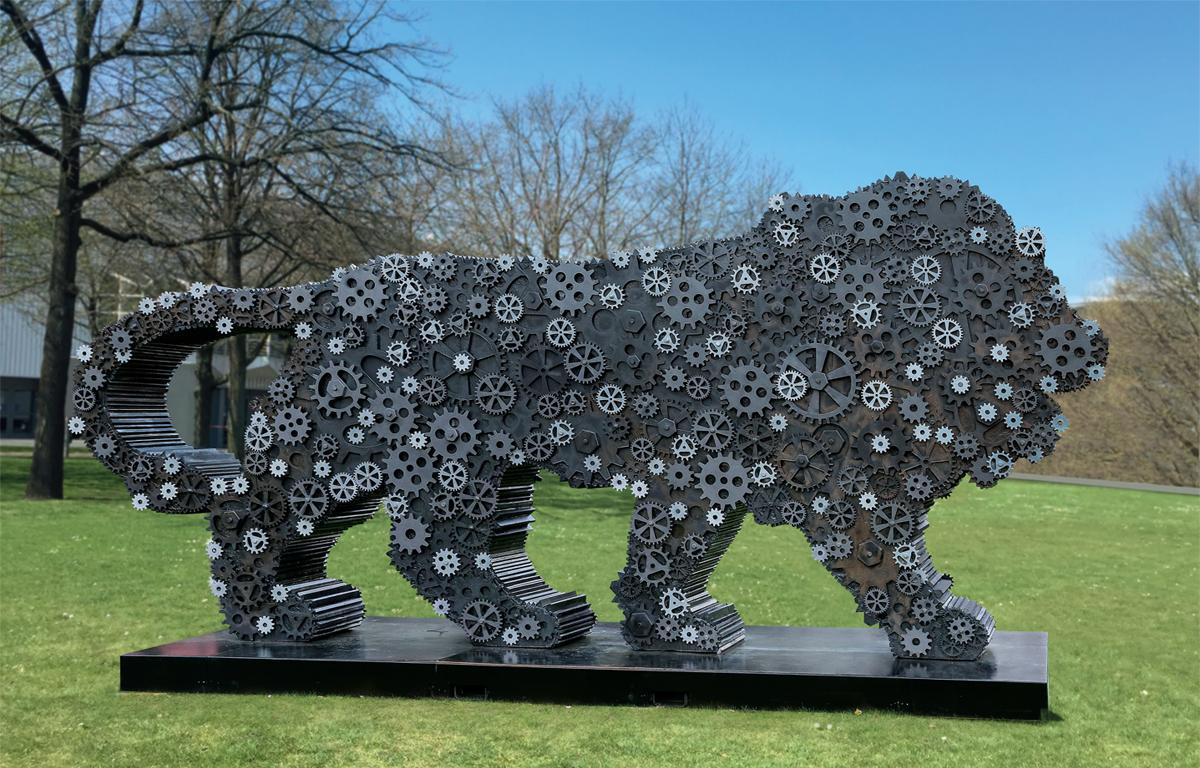 Geet Singh On Twitter Makeinindia Lion Is Not The Symbol Of