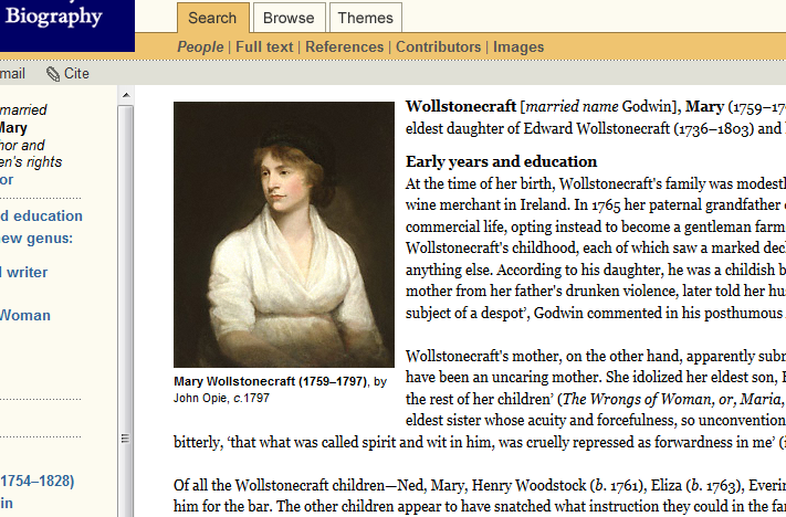 #marywollstonecraft is trending. Like to know more? Here's her @odnb life http://t.co/zxfNu7NWaJ #twitterstorians http://t.co/UXYjKc6b2u